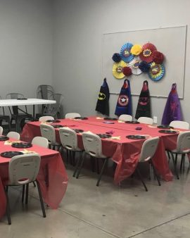 Private Facility Rental